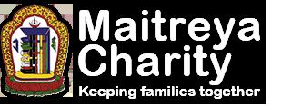 Maitreya Charity Logo